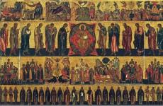 День всех святых  от века Богу угодивших…