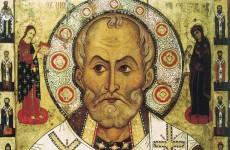 22 мая Память святителя Николая Чудотворца.