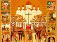 Новомученики и исповедники российские – духовные предстатели своих церковных собратьев.