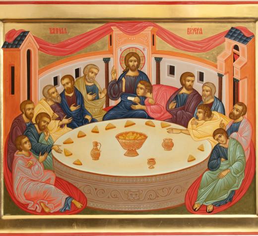 Положение «Об участии верных в Евхаристии»