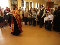 Прошел V Епархиальный конкурс чтецов на церковнославянском языке.