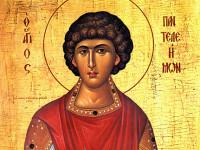 Великомученик Пантелеимон: Подвиг мученический.
