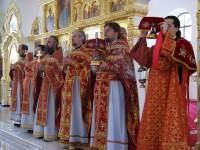 Отпевание клирика нашего храма священника Игоря Пихтовникова