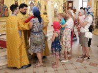 Неделя 8-я по Пятидесятнице, память Святых отцов шести Вселенских Соборов