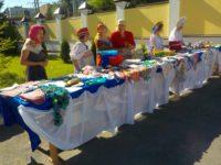 Благотворительная ярмарка «Яблочко наливное»