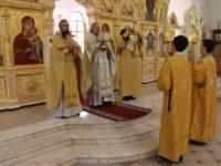 Неделя 14-я по Пятидесятнице, память Собора Саратовских святых