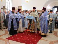 Неделя 13-я по Пятидесятнице, день памяти апостола  от 70-ти Фаддея.