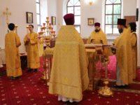 Неделя 18-я по Пятидесятнице, память преподобного Сергия Радонежского