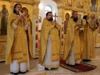 Неделя 20-я по Пятидесятнице, память святых отцов VII Вселенского Собора, апостола Иакова Алфеева