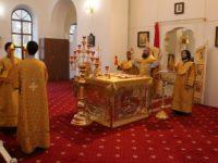 Неделя 22-я по Пятидесятнице, памятьАпостолаИакова,брата Господня по плоти