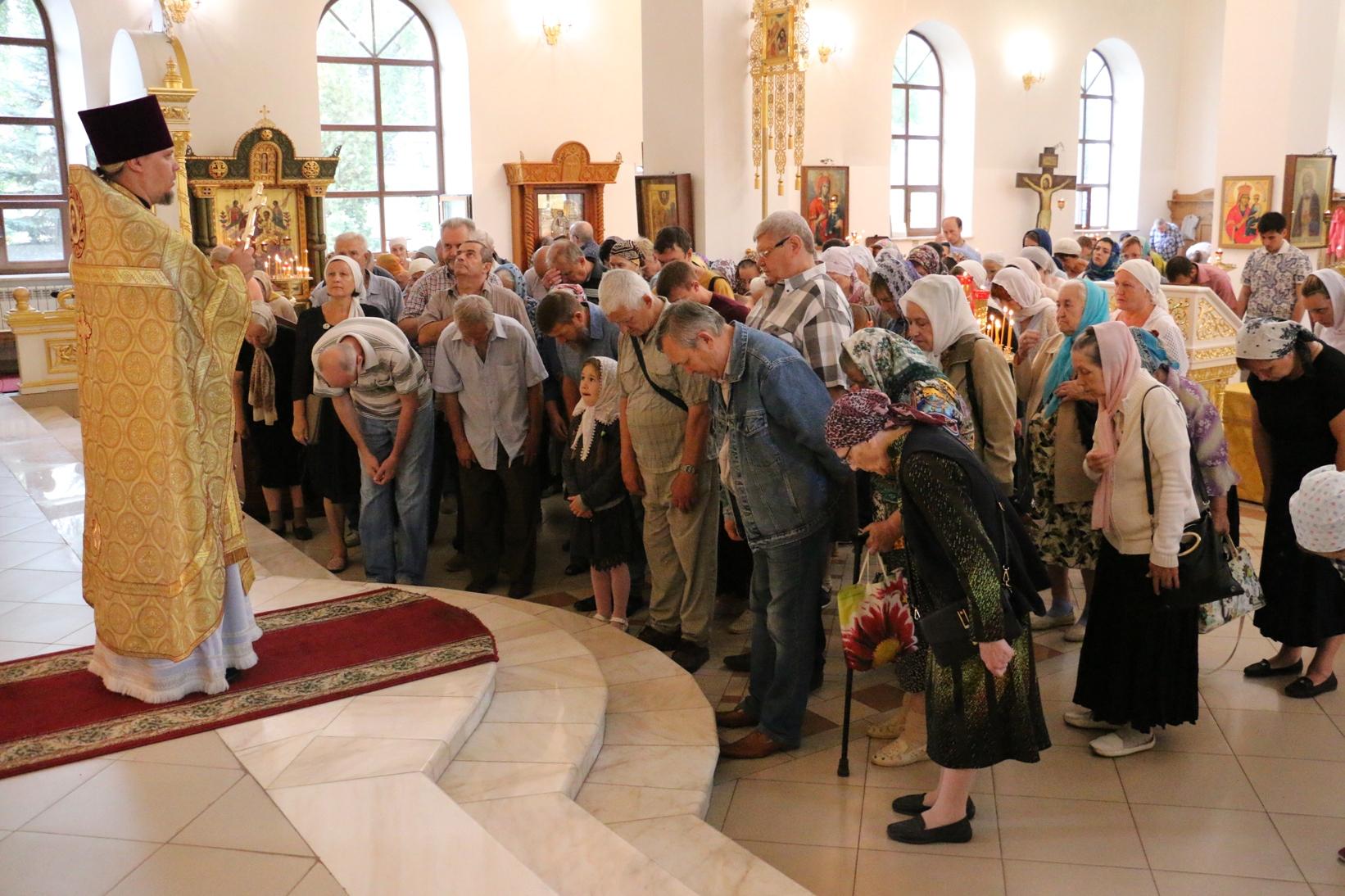 Неделя 8-я по Пятидесятнице. Священномученика Панкратия, епископа Тавроменийского