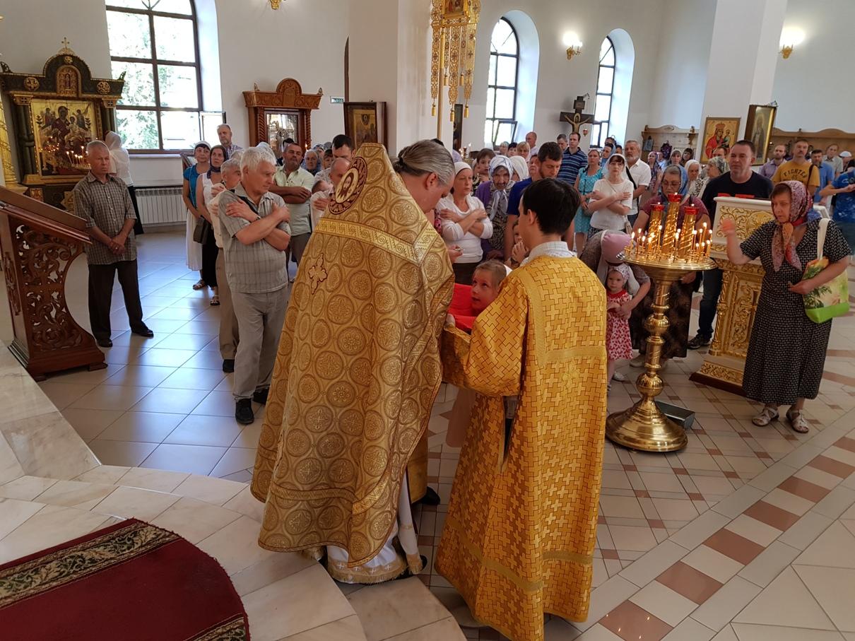 Неделя 10-я по Пятидесятнице. Почаевской иконы Божией Матери
