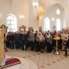 Неделя 24-я по Пятидесятнице, память преподобномученицы Анастасии Римляныни