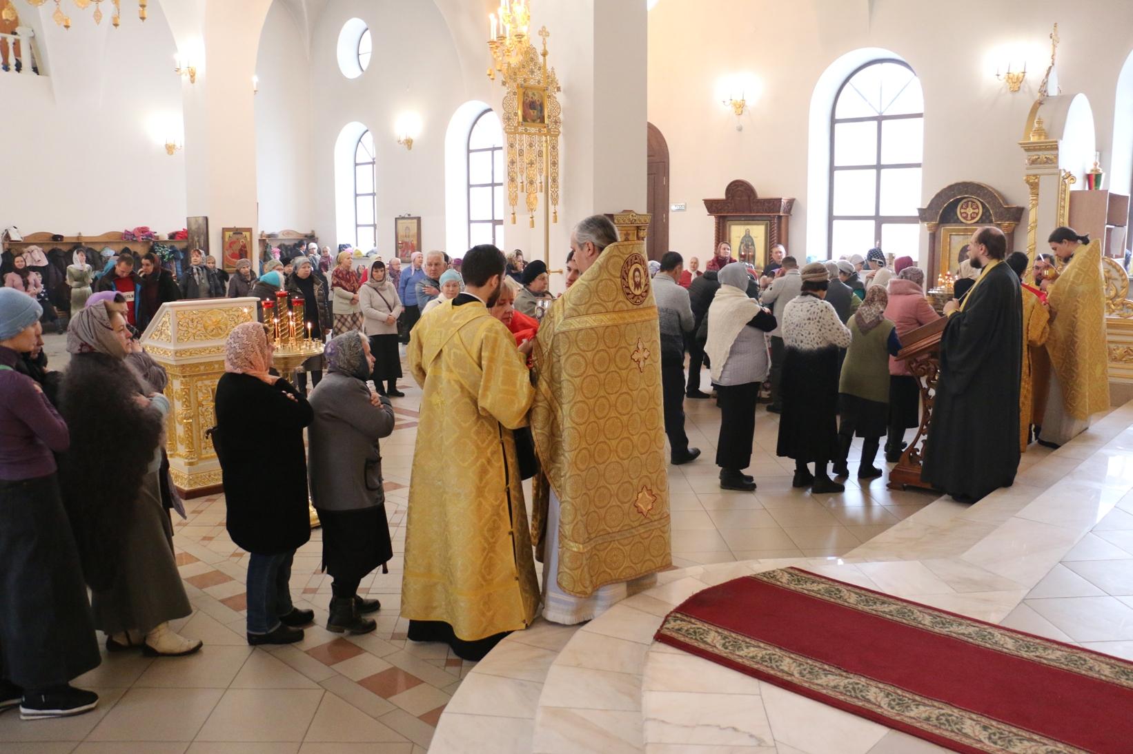 Неделя 28-я по Пятидесятнице, память святителя Иннокентия, епископа Иркутского