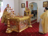 Неделя 15-я по Пятидесятнице. Перед Воздвижением, предпразднство Рождества Пресвятой Богородицы