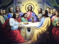 Великий Четверг: «Приидите ядите сие есть Тело Мое… сия есть кровь моя»