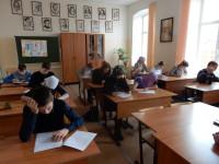 Состоялся II этап XI олимпиады воскресных школ Саратовской епархии.